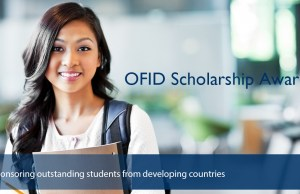 OFID Development Leaders Scholarships For Youth To Attend OYW Conference - Netherlands