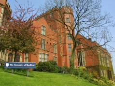 Experience Scholarships At University Of Sheffield - UK
