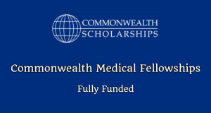 Commonwealth Medical International Fellowships - UK