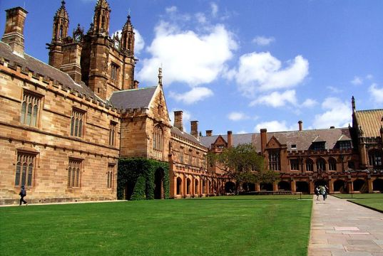 Sydney Scholars Program At University Of Sydney - Australia