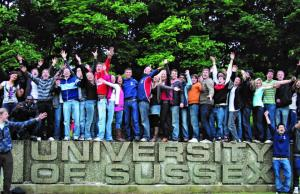 International Excellence Funding Program At University Of Sussex - UK