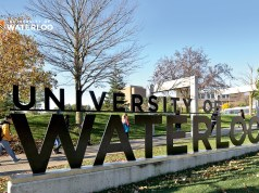 Suncor Emerging Leaders Awards In Engineering At University Of Waterloo - Canada