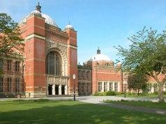 Winston Churchill Memorial Trust Travelling Fellowships At University of Birmingham - UK