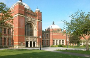 Winston Churchill Memorial Trust Travelling Fellowships At University of Birmingham - UK