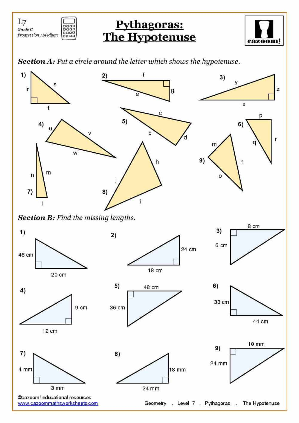 medium resolution of 11th Grade Math Facts and Printable Worksheets - 2018