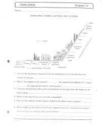 Aquatic Biomes Worksheet - resultinfos