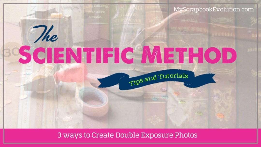 3 ways to create double exposure photos