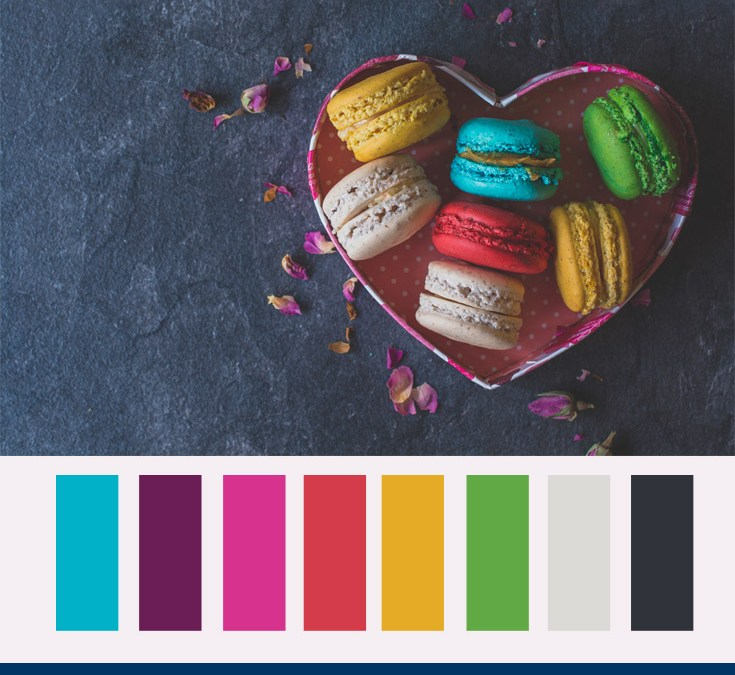 Color Formula 24: Color Love – a Crafty Color Palette