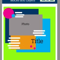Lab Exercise 31: Fast and Fabulous Scrapbook Layouts with Blocks and Layers – scrapbook sketch