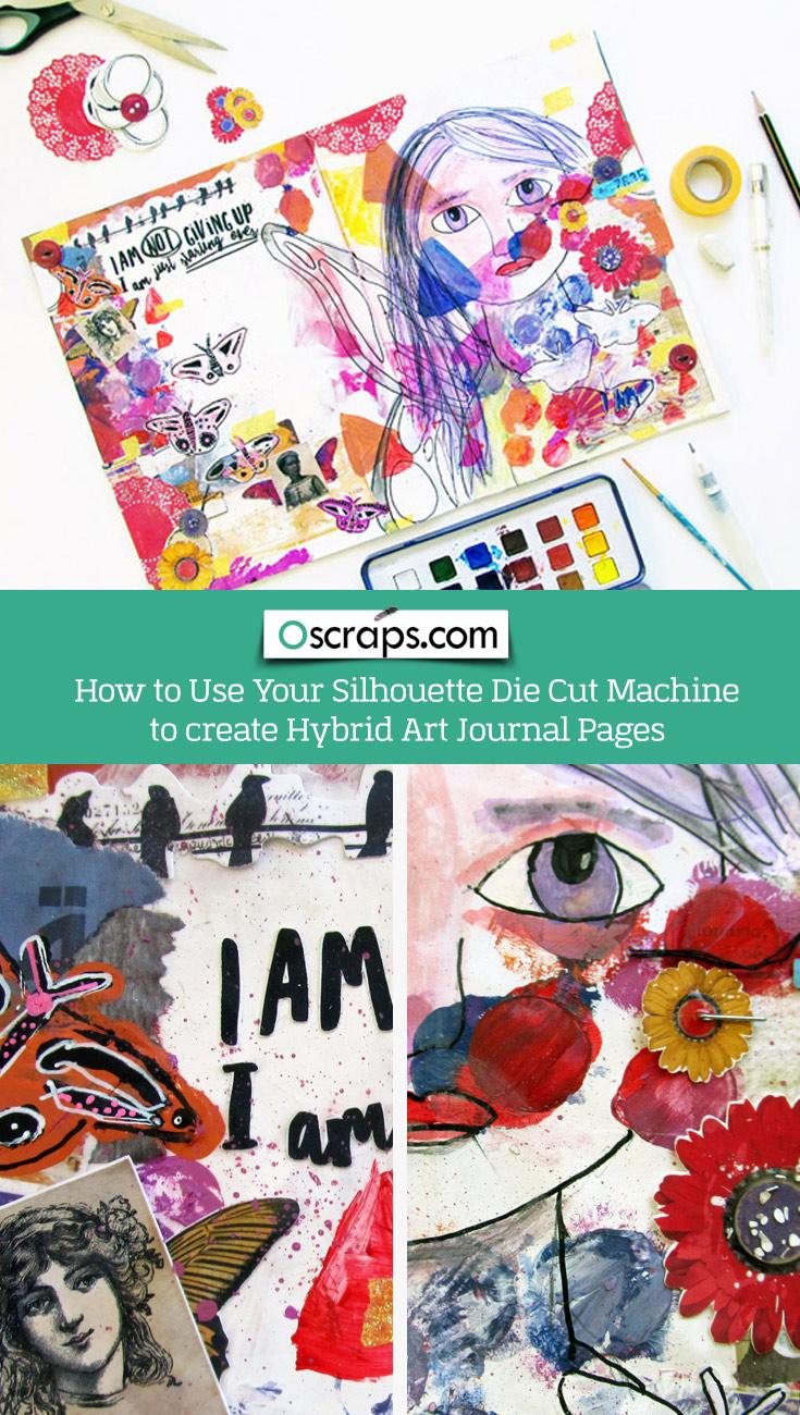 Art Journal Digital Scrapbooking Kits