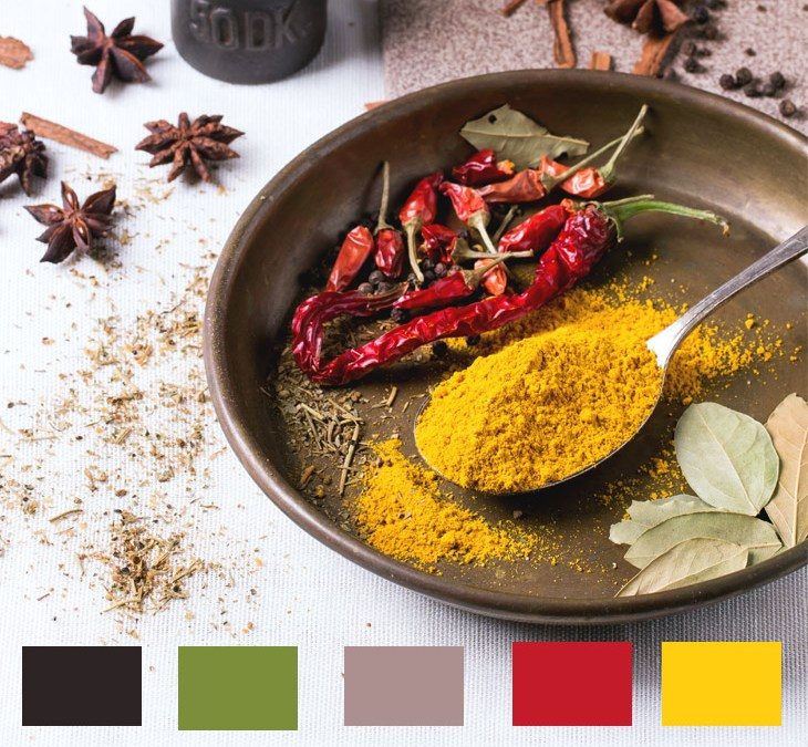 We Are Family: The Passing of the Spices #BehindtheBlogger