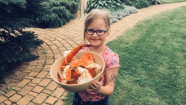 Как готовить краба