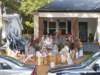Halloween Decorations, Atlanta | My search for magic