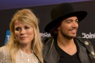 The_Common_Linnets,_ESC2014_Meet_&_Greet_06_(crop_2)