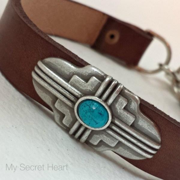 Permanent Necklace Secret Heart Submissive Jewelry