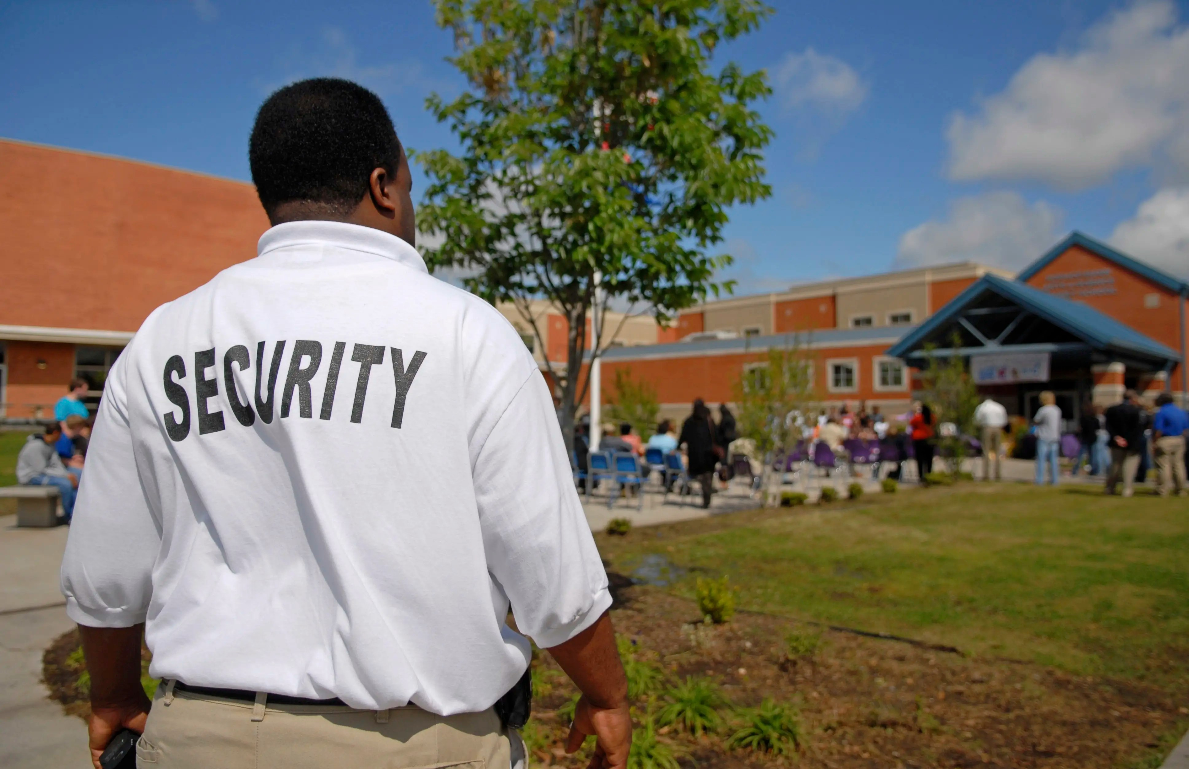 Pros and Cons of Hiring School Security Guards  My Security Training