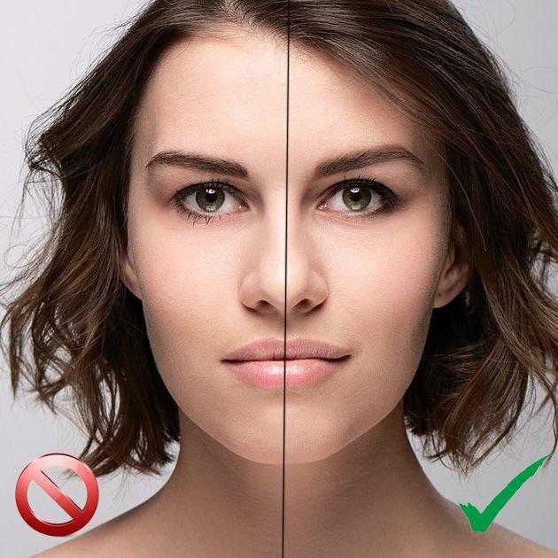 Erreurs de maquillage