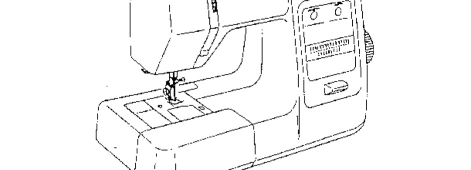 Kenmore 385.17126690 Sewing Machine Instruction Manual for