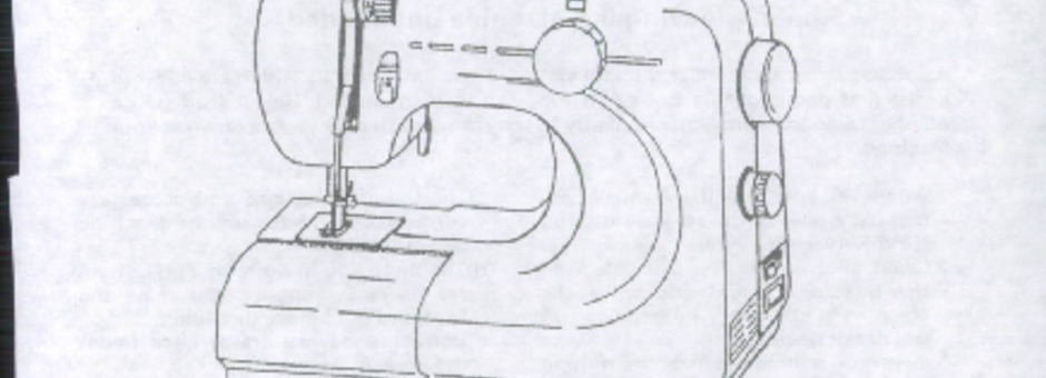 Necchi 271 Sewing Machine Instruction Manual for Download