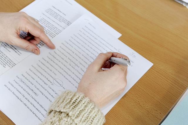 Edit Your Own Writing: Yes or No?
