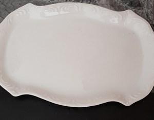 Rosenthal kökudiskur 18x29 cm