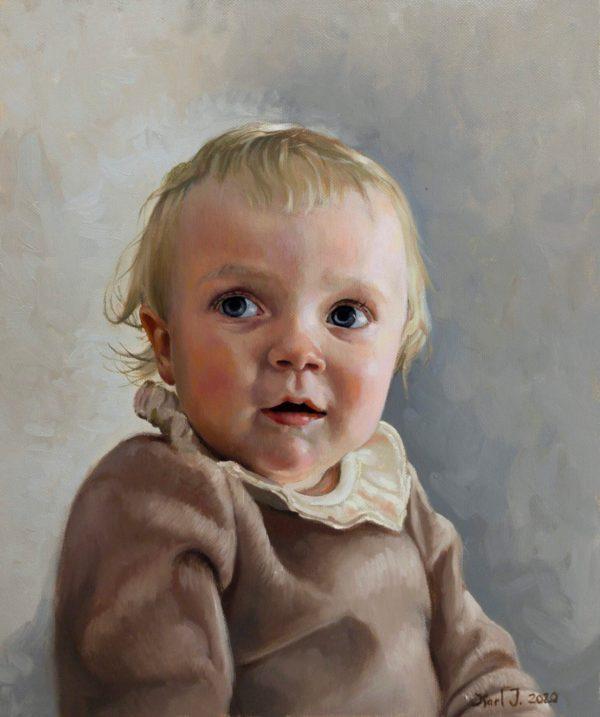 Portrett eftir pöntun