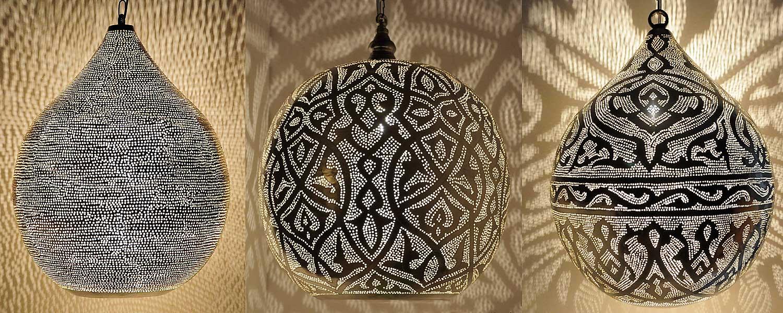 Arabische lampen Egyptische  Oosterse lampen