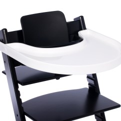 Tripp Trapp High Chair Hydraulic Tattoo Playtray For Stokke In White