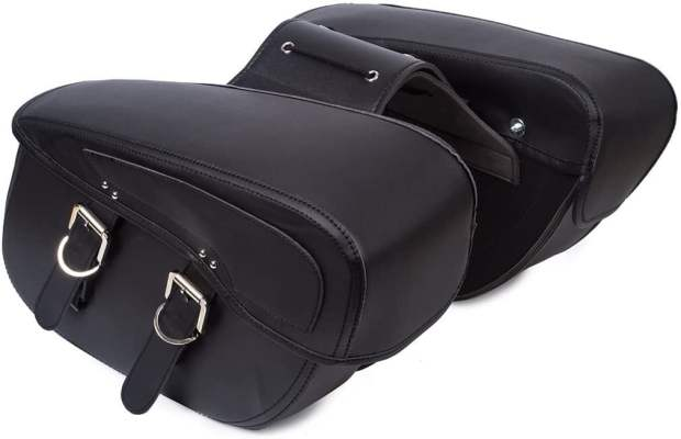 OHMOTOR 2PC Motorcycle Bag