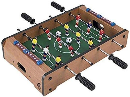 Hey Play Tabletop Foosball Table