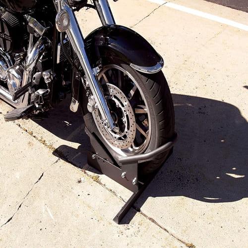 Extreme Max Motorcycle Wheel Chock