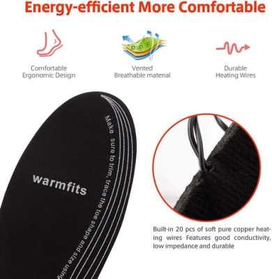 Warmfits Insoles Foot Warmers