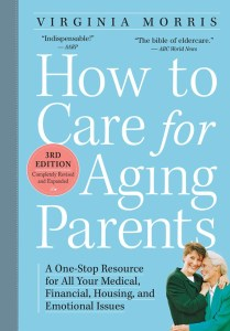 Excellent Resource for those taking care of aging parents.