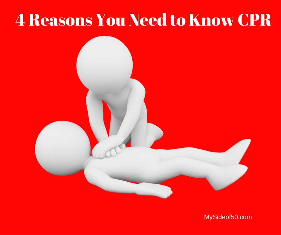 Four Reasons You Need To Know CPR