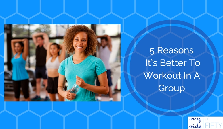 5 Reasons Why It's Better To Workout In A Group