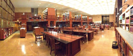 The Trustees Reading Room