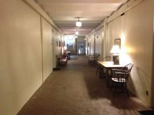 Inside Nassau Hall