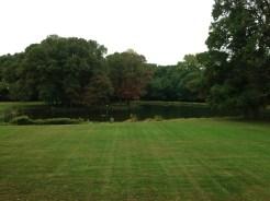 IAS pond