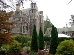 The dean's garden