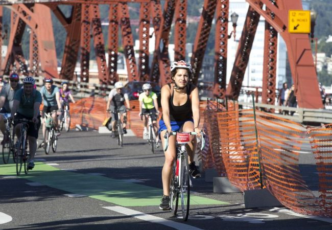 Grease Your Bicycle Chains – It's Time For The Providence Bridge Pedal!