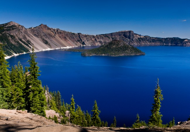 Crater Lake National Park – An Sublime Experience This Fall