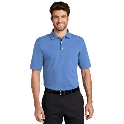 Port Authority Rapid Dry Polo - Riviera Blue