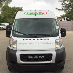 Vehicle Wrap - Lawn RX