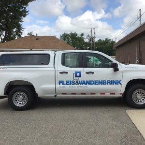 Vehicle Graphics - Fleis & Vandenbrink