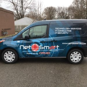 Vehicle Wrap - Netsmart