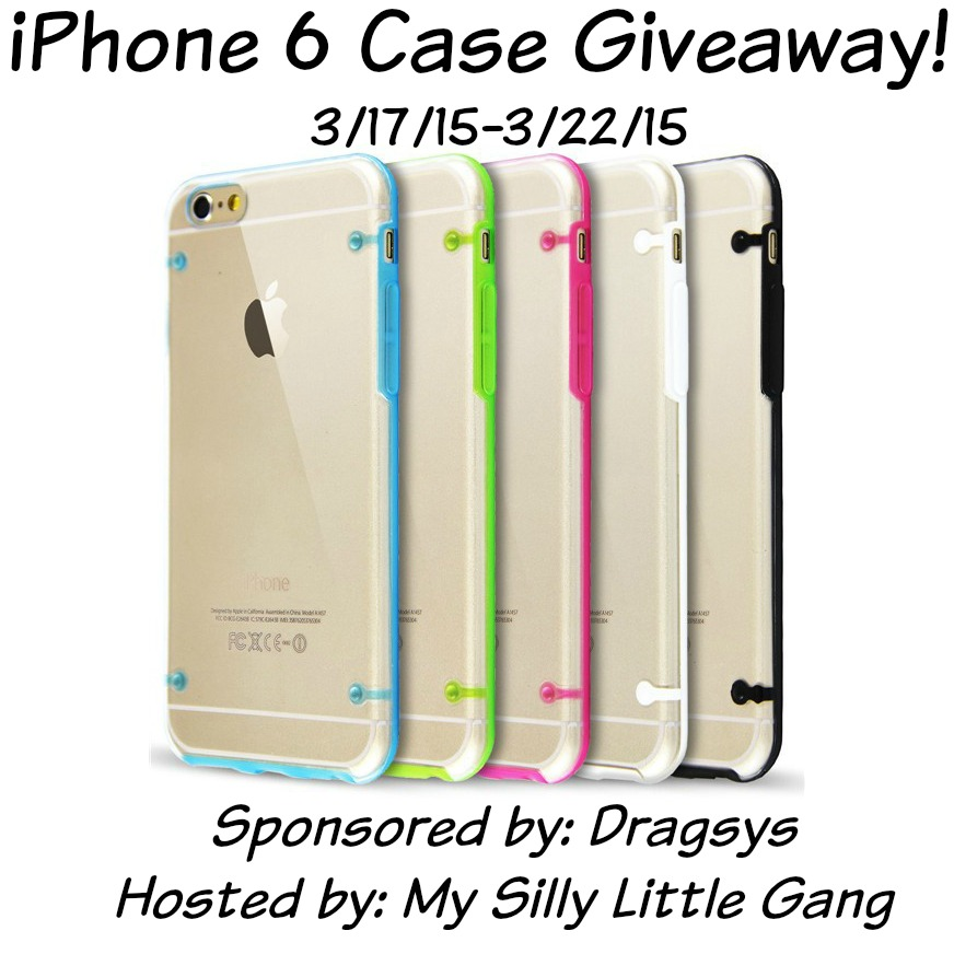 giveaway iphone 6 iphone 6 case giveaway dragoncase my silly little gang 8216