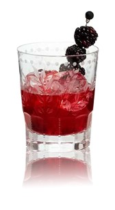 Refreshing Raspberry Ginger Cocktail