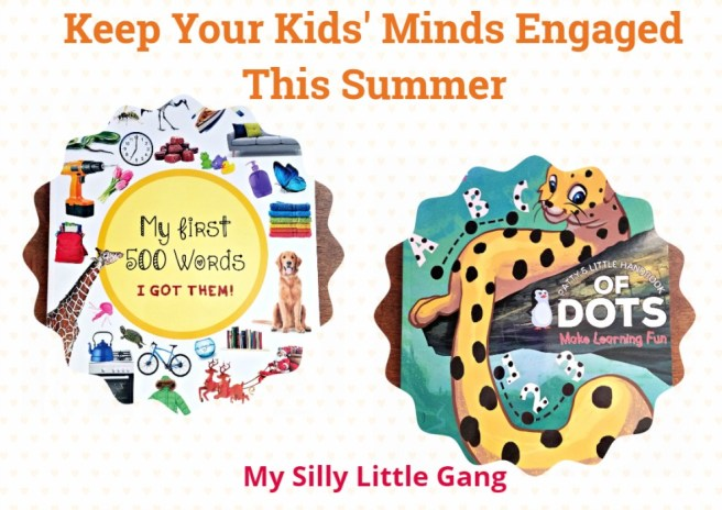 Keep Your Kids' Minds Engaged This Summer