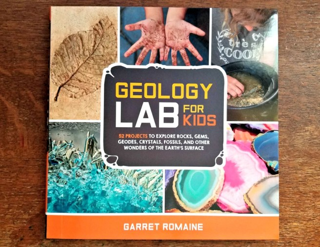 Geology Lab for Kids Book Review