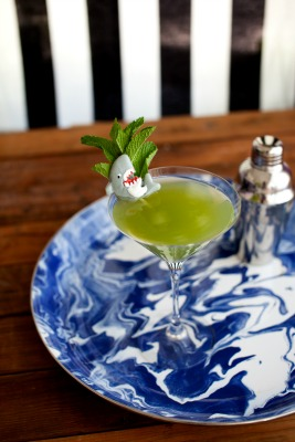 Jaws-Dropping Cocktails for Your Shark Week Celebrations